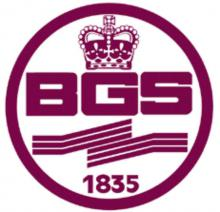 British Geological Survey (BGS) logo