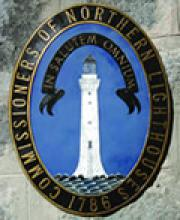 Northern Lighthouse Board (NLB) crest