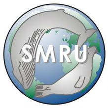 Sea Mammal Research Unit (SMRU) logo