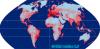 Global Administrative Areas (GADM) map