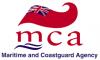 Maritime and Coastguard Agency (MCA) logo