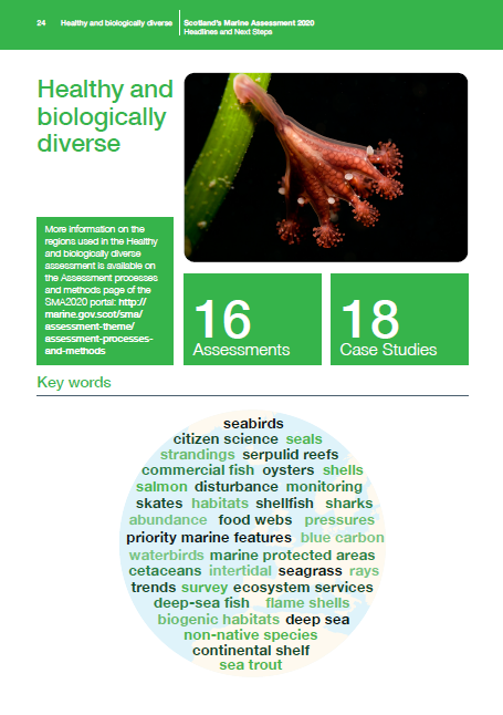 Healthy and biologically diverse
