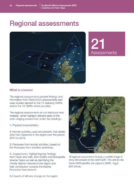 Regional assessments