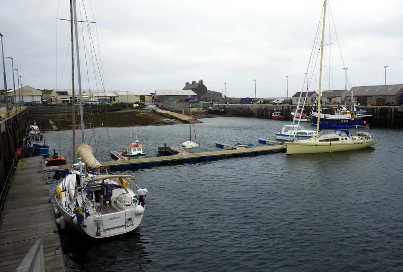 Westray marina