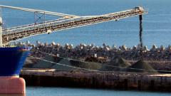 Aberdeen harbour development © Colin Moffat