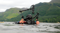 NatureScot dive surveyor © NatureScot