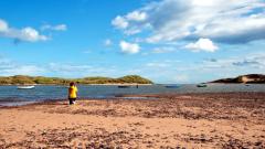 Newburgh beach © Colin Moffat